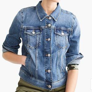 J.Crew Factory Classic Denim Jacket